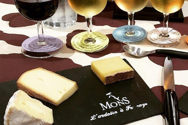 A school to speak French cheese language