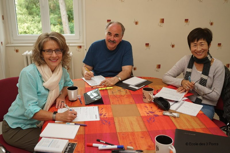 Study French in France with our professional, native French-speaking tutors